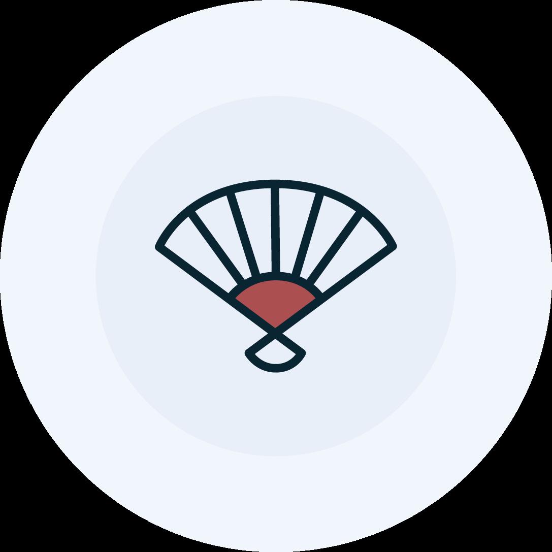 icon fan